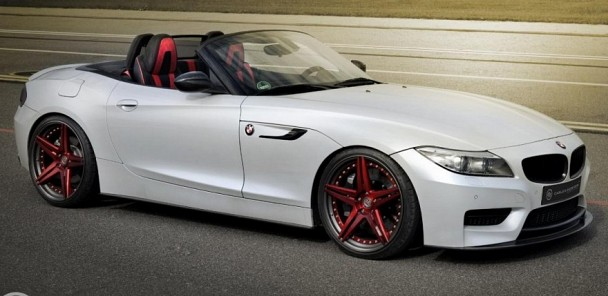 Carlex Design Puts a Little Extra Zip to the BMW Z4