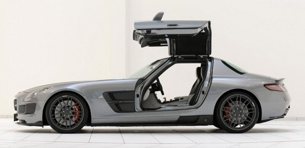 CarVerse Epic Find of the Day: Brabus SLS AMG