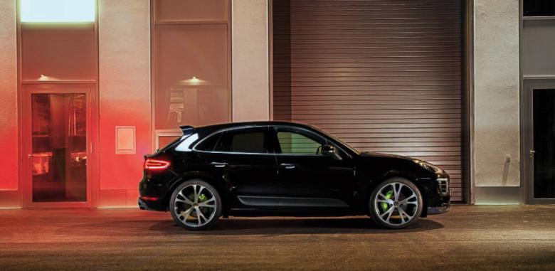 TechArt Dresses Up the Porsche Macan