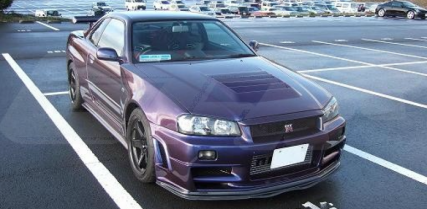 CarVerse Epic Find of the Day: Nismo Z-Tune GT-R