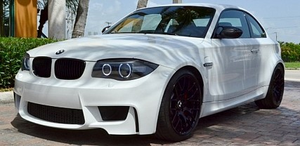 CarVerse Epic Find of the Day: BMW 1M