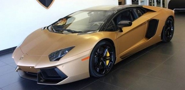 CarVerse Epic Find of the Day: Lamborghini Aventador