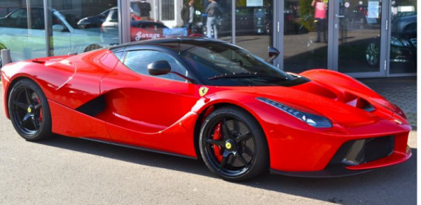 CarVerse Epic Find of the Day: Ferrari LaFerrari