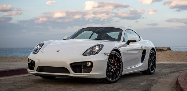 Porsche Cayman S by Ted7