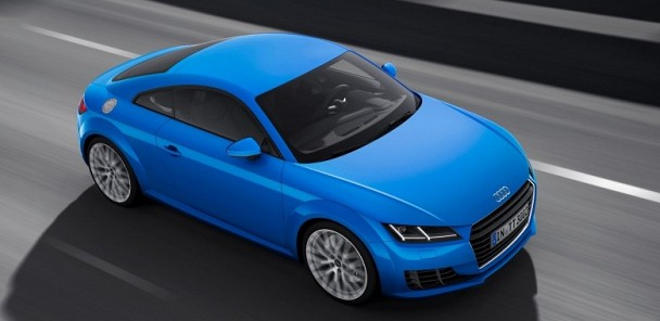 The Third-Generation Audi TT Has Gained Some Fans At XCAR