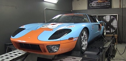 Is 2,000 Horsepower Too Much? Not For This Ford GT