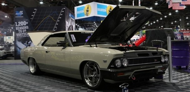 Radical Ringbrothers Chevelle SEMA Build