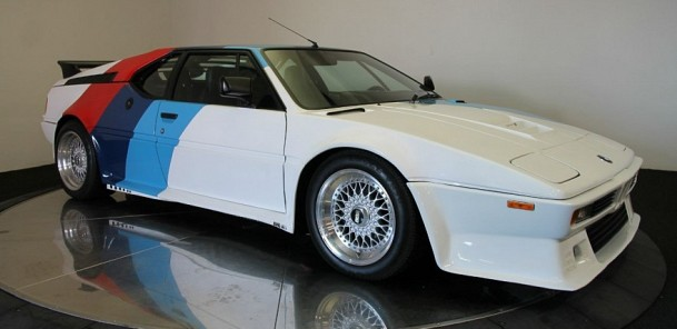 CarVerse Epic Find of the Day: AHG Edition BMW M1