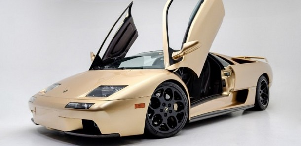 CarVerse Epic Find of the Day: Lamborghini Diablo 6.0 SE