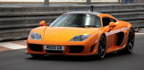 Noble M600 Goes for a Spirited Drive