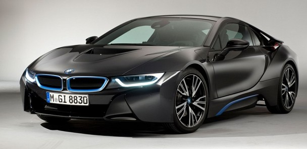 The BMW i8 Is The Ultimate Super (City) Car