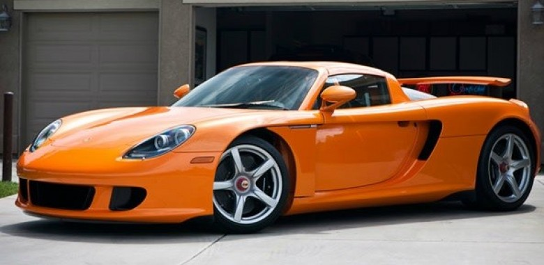 CarVerse Epic Find of the Day: 2005 Porsche Carrera GT