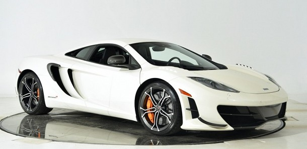 CarVerse Epic Find of the Day: McLaren 12C High Sport