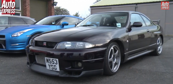 Old VS New With Nissan's GT-R