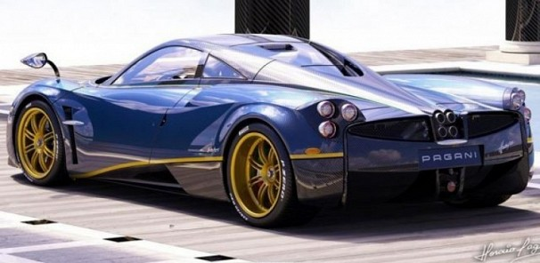 Meet the Next Great Huayra