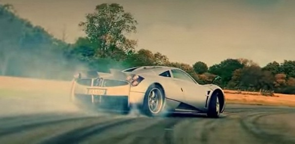 Watch the Best of Top Gear's Stunt Driver