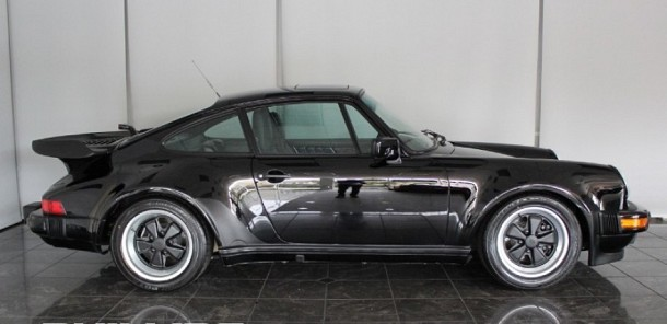 CarVerse Epic Find of the Day: 1987 Porsche 930