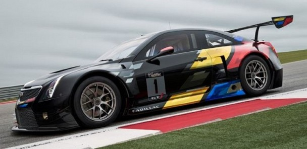 Cadillac Introduces 600 Horsepower ATS-V.R Race Car