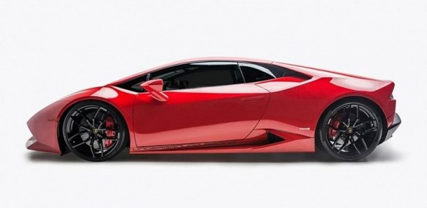 Underground Racing Previews Twin-Turbo Huracan