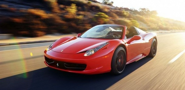 CarVerse Epic Find of the Day: Hennessey Ferrari 458