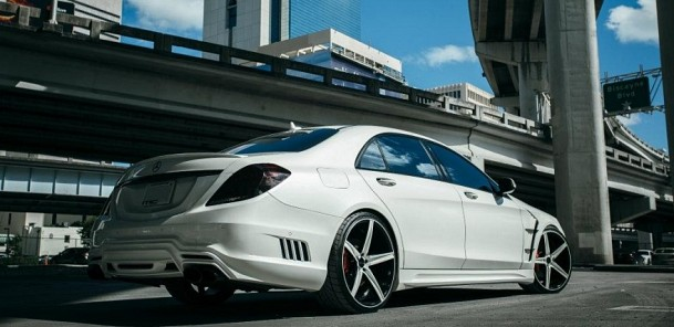 MC Customs Modestly Cool S550