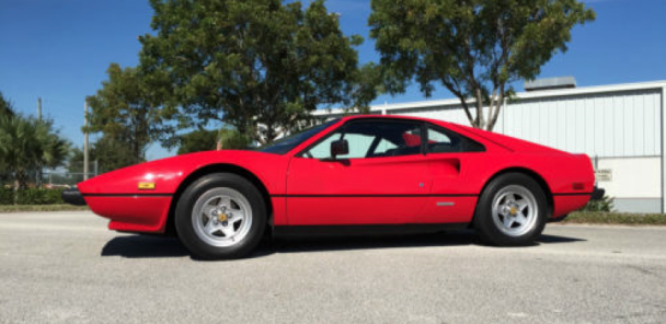 CarVerse Epic Find of the Day: Ferrari 308 GTB