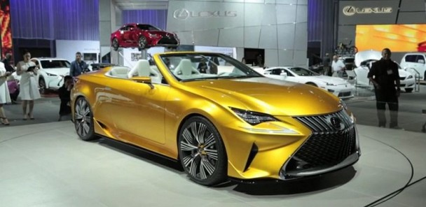 Lexus Showing Off LF-C2 Concept: Everything You Need To Know