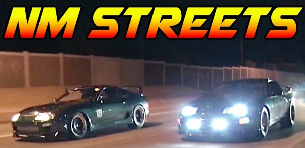 Underground Racing on the Streets of New Mexico