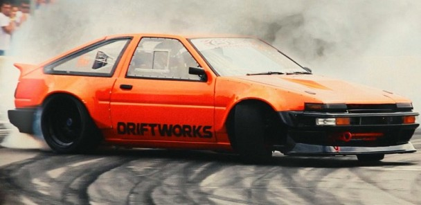 How a Drift Car is Built: Driftworks