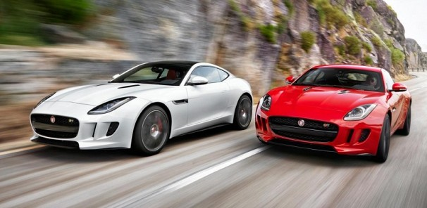 Jaguar F-Type R and V6 S - Driving Impressions