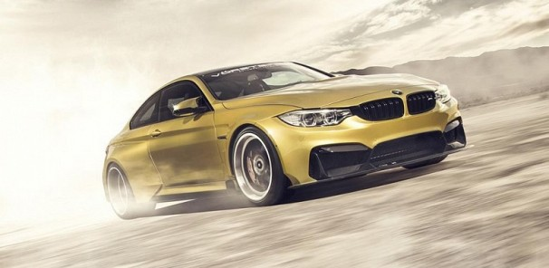 Vorsteiner Shows Off the BMW M4 GTRS Kit