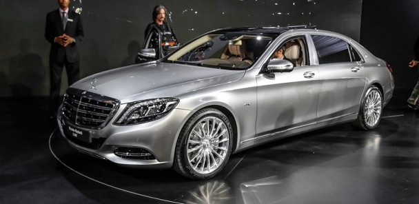 2016 Mercedes-Maybach S 600 - Design
