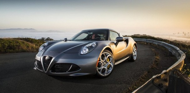 Alfa Romeo 4C: Is the future bright? /DRIVE