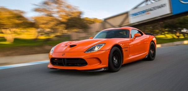 Dodge Viper T/A - (Snake) One Take