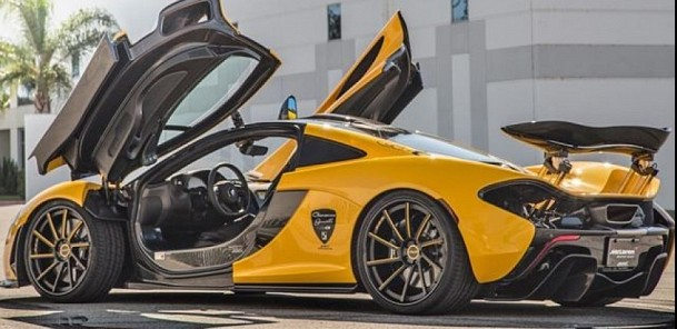 CarVerse Epic Find of the Day: McLaren P1