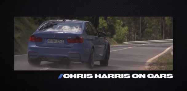 Chris Harris's Full Review of BMW M3