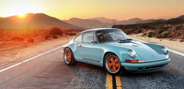 Singer Vehicle Design: Porsche 911 Re-Imagined, Original Spirit - XCAR