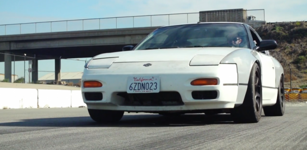 1993 Nissan 240SX: The LS3 240SS with Is Born