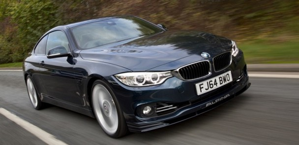 Alpina D4 Biturbo driven - is this the world's best performance diesel?
