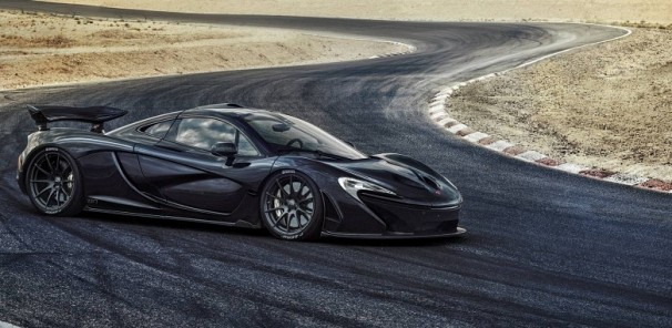 McLaren To Produce Naked P1s