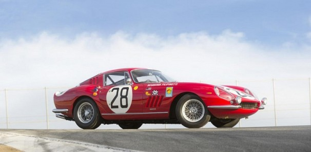 Ultra Rare Scuderia Filipinetti Ferrari 275 GTB Competizione Heads to Auction
