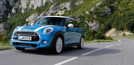 evo REVIEWS - Mini Cooper S 5-door