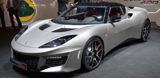 Lotus Is Back With The Evora 400