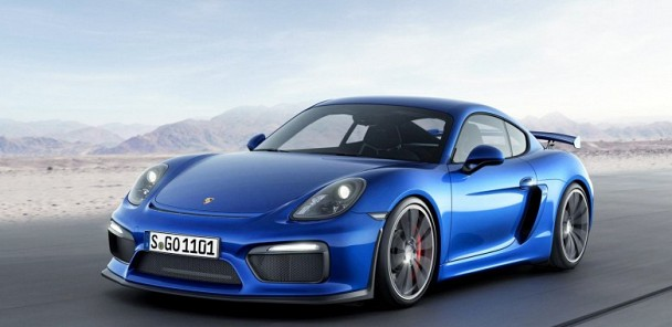 Porsche May Produce Cayman GT4 RS Variant