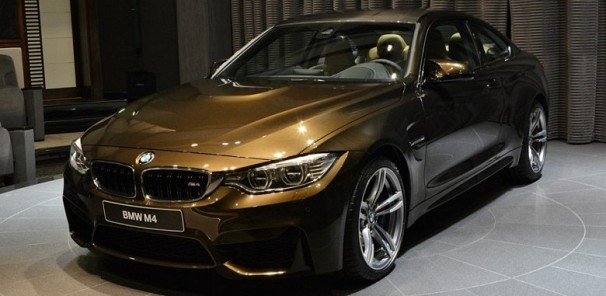 BMW Individual M4 is Pure Elegance