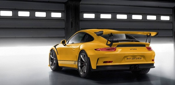 2016 Porsche 911 GT3 RS Rendered In Multiple Colors