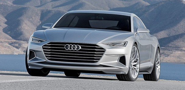 Next-Gen Audi S8 May Produce 580 Horsepower