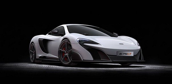 McLaren 675LT All Claimed