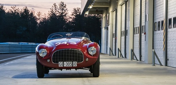 The Perfectly Musical Ferrari 212 - Chris Harris on Cars