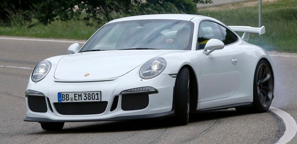 Porsche 991 911 GT3: Don't Sweat The Gearbox - XCAR
